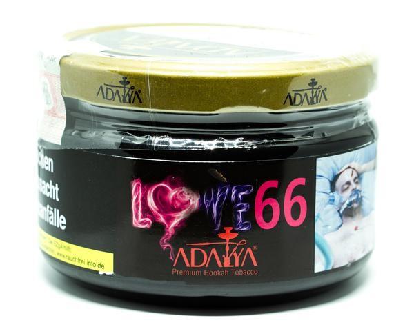 Adalya Tabak 200g - Love (66) 66 + Shisha Tabak